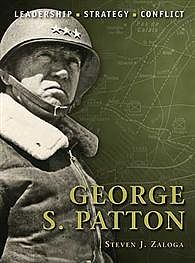Osprey Publishing Command- George S. Patton -- Military History Book -- #cd3