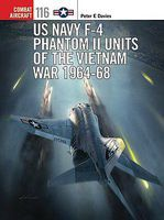 Osprey-Publishing US Navy F-4 Phantom II Vietnam War 1964 Military History Book #com116