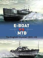 Osprey-Publishing E-Boat vs MTB English Channel 1941-45 Military History Book #d34