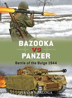 Osprey-Publishing Duel Bazooka vs Panzer Military History Book #d77