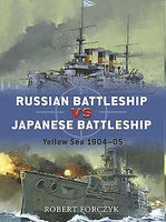 Osprey-Publishing Russian Battleship Vs Japanese Military History Book #due15