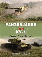 Osprey-Publishing Panzerjager Vs KV-1 1941-42 Military History Book #due46