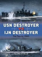 Osprey-Publishing USN Destroyer Vs IJN Destroyer Military History Book #due48