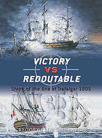 Osprey-Publishing Victory Vs Redoutable Military History Book- #due9