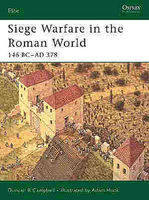 Osprey-Publishing Siege Warfare in the Roman World Military History Book #eli126