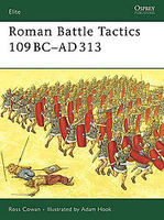 Osprey-Publishing Roman Battle Tactics Military History Book #eli155