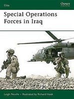 Osprey-Publishing Special Operations Forces in Iraq Military History Book #eli170