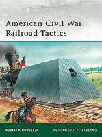 Osprey-Publishing American Civil War Railroad Tactics Military History Book #eli171