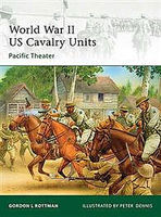 Osprey-Publishing WWII US Cavalry Units Pacific Theater Military History Book #eli175