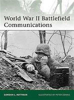 Osprey-Publishing WWII Battfield Communications Military History Book #eli181