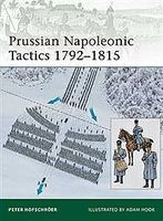 Osprey-Publishing Prussian Napoleonic Tactics 1792-1815 Military History Book #eli182
