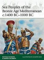 Osprey-Publishing Sea People of Bronze Age Mediterranean Military History Book #eli204