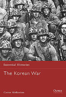 Osprey-Publishing The Korean War Military History Book #ess8