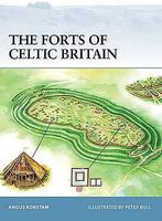 Osprey-Publishing The Forts of Celtic Britain Military History Book #for50