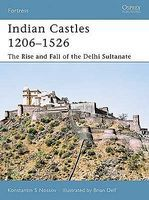 Osprey-Publishing Indian Castles 1206-1526 Military History Book #for51