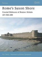 Osprey-Publishing Romes Saxon Shore Military History Book #for56