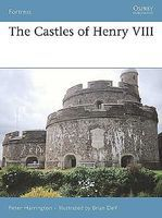 Osprey-Publishing Castles of Henry VIII Military History Book #for66