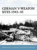 Osprey-Publishing German V-Weapon Sites 1943-45 Military History Book #for72