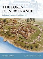 Osprey-Publishing The Forts of New France Military History Book #for75