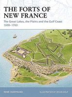 Osprey-Publishing The Forts of New France Military History Book #for93