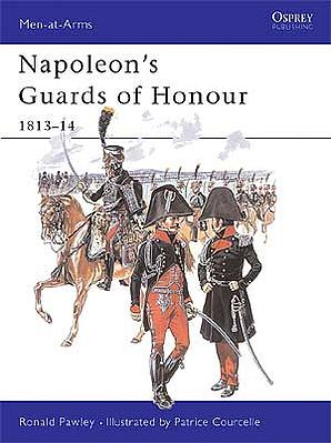 Osprey Publishing Napoleon's Guards of Honour -- Military History Book -- #maa378