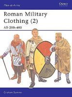 Osprey-Publishing Roman Military Clothing 2 AD 200-400 Military History Book #maa390