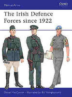 Osprey-Publishing Irish Defense Forces Since 1922 Military History Book #maa417