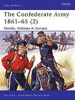 Osprey-Publishing Confederate Army 1861-65 2 Military History Book #maa426