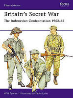 Osprey-Publishing Britains Secret War Military History Book #maa431