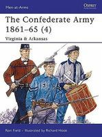 Osprey-Publishing The Confederate Army 1861-65 4 Military History Book #maa435