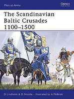 Osprey-Publishing The Scandinavian Baltic Crusades Military History Book #maa436