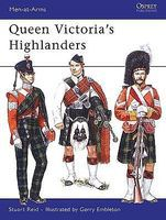 Osprey-Publishing Queen Victorias Highlanders Military History Book #maa442