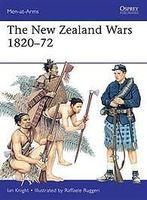 Osprey-Publishing The New Zealand Wars 1820-72 Military History Book #maa487