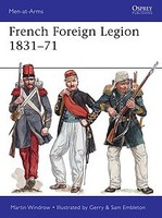 Osprey-Publishing Men at Arms- French Foreign Legion 1831-71