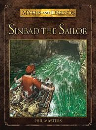 Osprey Publishing Sinbad the Sailor -- Myths and Legends Book -- #mld11