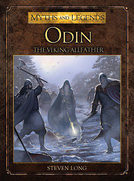 Osprey Publishing Odin -- Myths and Legends Book -- #mld14