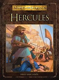 Osprey Publishing Hercules -- Myths and Legends Book -- #mld6