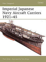 Osprey-Publishing Imperial Japanese Naval Carriers Military History Book #nvg109