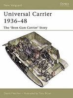 Osprey-Publishing Universal Carrier 1936-48 Military History Book #nvg110