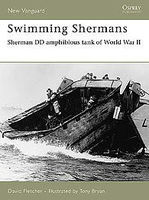 Osprey-Publishing Swimming Shermans Military History Book #nvg123