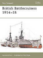 Osprey-Publishing British Battlecruisers 1914-18 Military History Book #nvg126