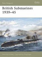 Osprey-Publishing British Submarines 1939-45 Military History Book #nvg129