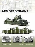 Osprey-Publishing Armored Trains Military History Book #nvg140
