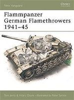 Osprey-Publishing Flammpanzer German Flamethrowers 1941-45 Military History Book #nvg15