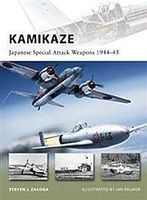 Osprey-Publishing Kamikaze Japanese Special Attack Weapons Military History Book #nvg180