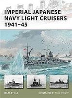 Osprey-Publishing Imperial Japanese Navy Light Cruisers 1941-45 Military History Book #nvg187