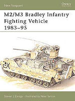 Osprey-Publishing M2/M3 Bradley Infantry Fighting Vehicle 1983-95 Military History Book #nvg18