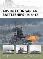 Osprey-Publishing Austro-Hungarian Battleships Military History Book #nvg193