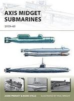 Osprey-Publishing Axis Midget Submarines 1939-45 Military History Book #nvg212