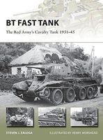 Osprey-Publishing BT Fast Tank Military History Book #nvg237